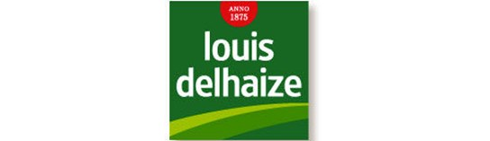 grote weergave logo louis delhaize