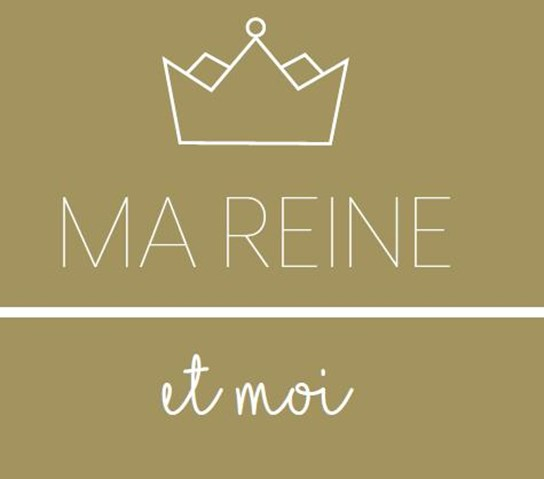 grote weergave Ma reine et moi logo
